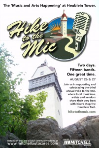 Hike to the Mic 2017